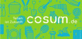 Leihplattform Cosum gestartet