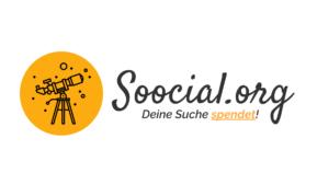 Wir sind bei soocial.org dabei!