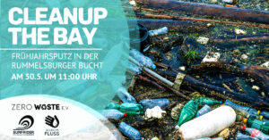 Clean up the bay am 30.05.2019