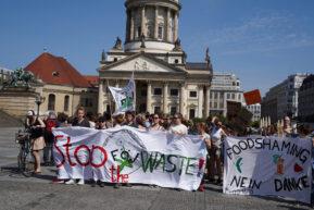 Rückblick: #StopTheWaste-Demo und Umweltfestival am 2. Juni 2019