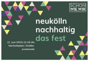 2. Umwelt- und Nachhaltigkeitsfest Neukölln