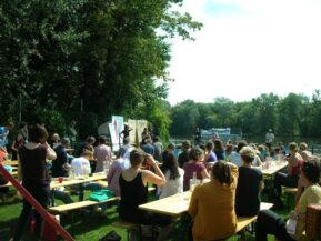 Rückblick: OpenTransfer Green Camp