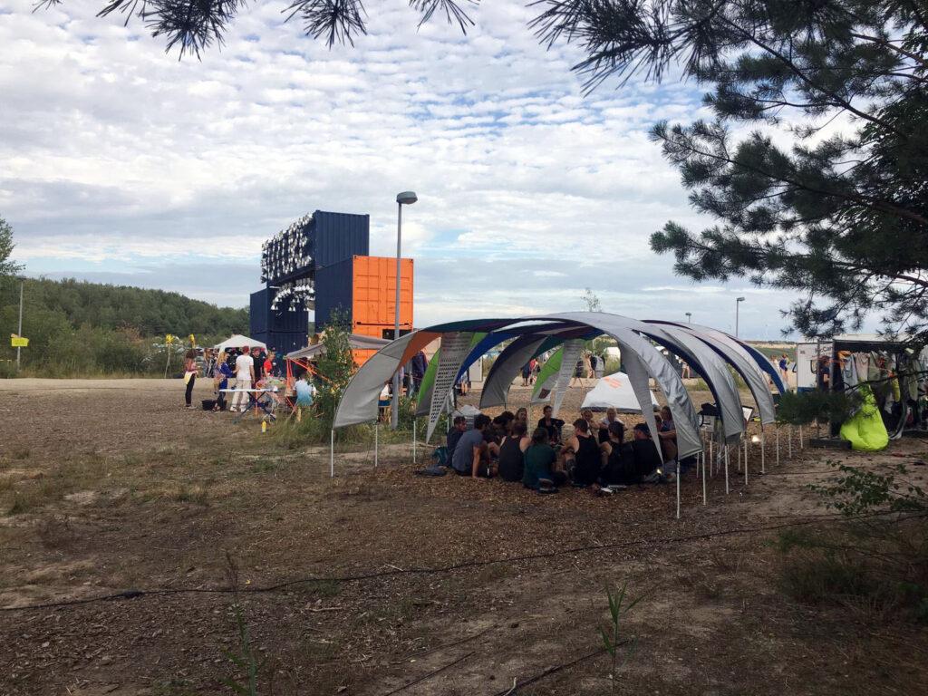 Zero Waste e.V. @ Artlake Festival 3