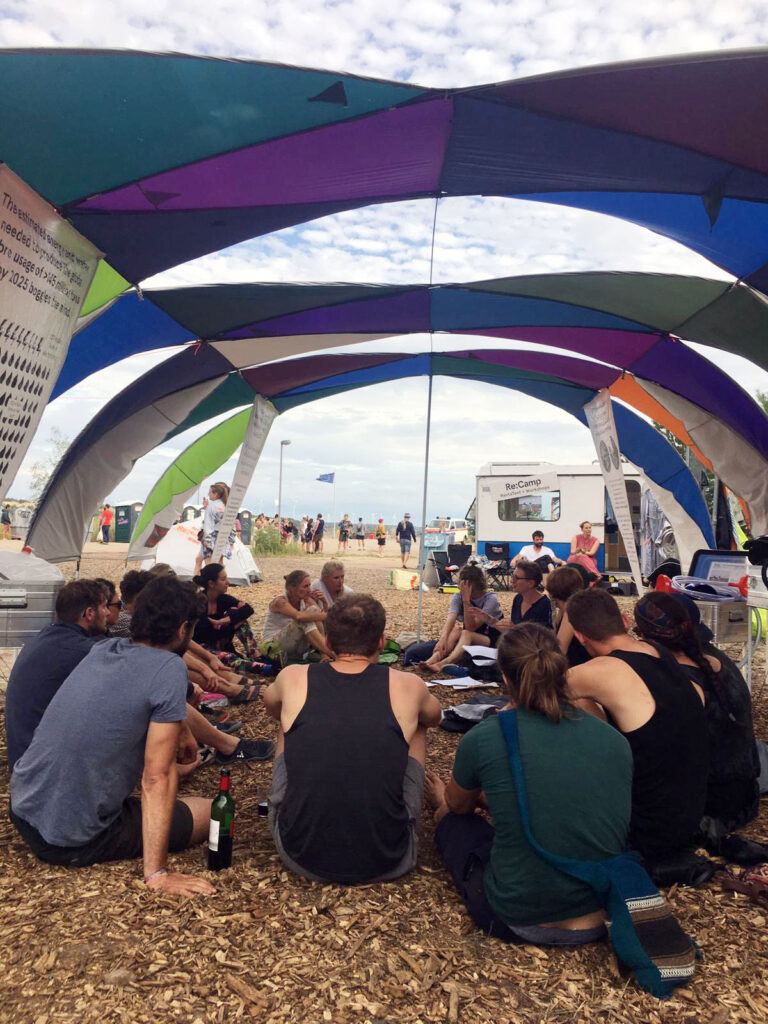 Zero Waste e.V. @ Artlake Festival 2