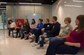 Rückblick: Workshop an der Heinrich Böll Stiftung