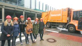 Rückblick: Führung Müllheizkraftwerk