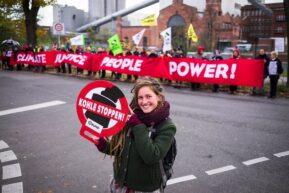 Rote Linie für Kohle, Erdgas und Müll! Demo für den Kohleausstieg in Berlin und Müllvermeidung am 28. Oktober 2019