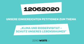 Unsere Petitionen für Olympia 12.06.2020