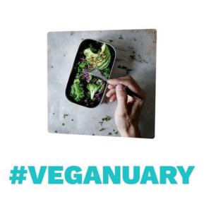 Veganuary – Essen ist politisch!